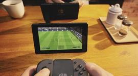 Nintendo Switch - Dragon Quest a FIFA reklama