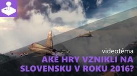 Slovenské hry v roku 2016