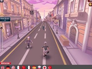 Angry Grand Run Paris