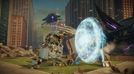 Transformers: Forged to Fight - trailer