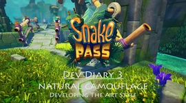 Snake Pass - Natural Camouflage