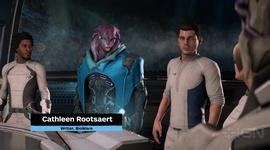 Mass Effect Andromeda - Jaal z rasy Angara