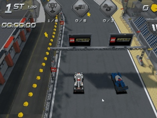 Lego Speed Chasers