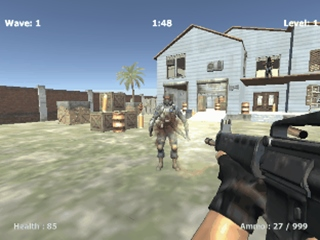 Special Zombie Strike