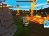 Lego City Volcano