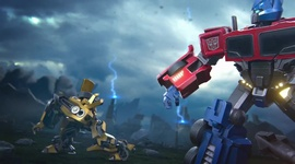 Transformers: Forged to Fight - PAX trailer