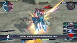 Gundam Versus - Back in the fight