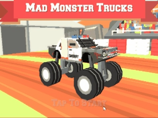 Mad Monster Truck