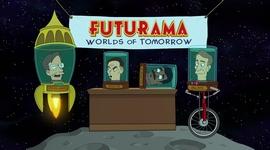 Futurama: Worlds of Tomorrow - Launch Date Trailer