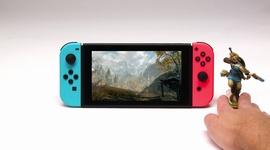 Skyrim - Switch trailer
