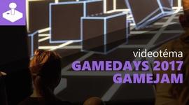 Game Jam 2017 - videosúhrn