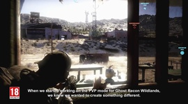 Ghost Recon Wildlands - Ghost War PvP - trailer