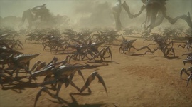 Starship Troopers: Traitor of Mars  - filmový trailer