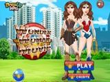 Wonder Woman - Dress up