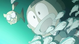 Little Witch Academia: Chamber of Time - Trailer