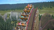 Planet Coaster's Cedar Point - Steel Vengeance Hyper Hybrid Coaster