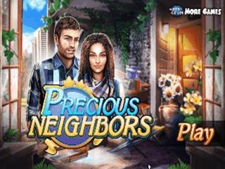 Precisious Neighbors