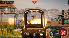 Sniper Ghost Warrior - mobile trailer