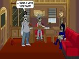 Zombie Society Dead Detective vs Nine Deaths Cat