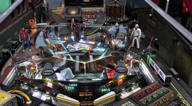 Back to the Future - Pinball Trailer