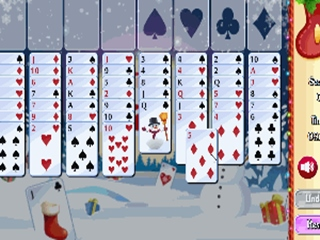 Christmas Solitaire Freecell.Freecell Christmas Cards Html Game Onlinegamesector Com