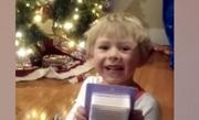 Najlepšie reakcie na darčeky