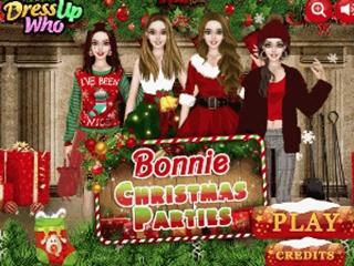 Bonnie Christmas Party