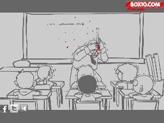 Dont Whack Your Teacher