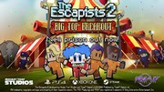 The Escapists 2 - Big Top Breakout Launch Trailer