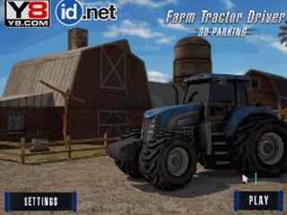 Farm Tractor Driver 3