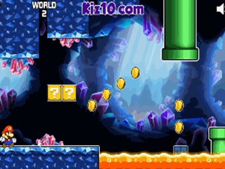 Super Mario Rush 3