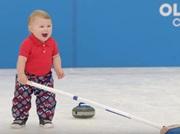 Milé detičky na olympiáde