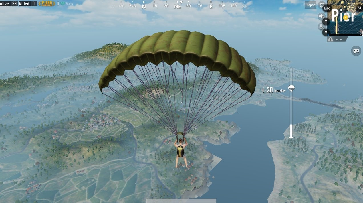 PUBG Mobile - PC version - free game | fullgames sk