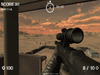 Silent Sniper