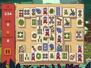Frog Mahjong