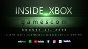 Inside Xbox bude live aj z Gamescomu