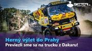 Sector VLOG: Dakar naživo