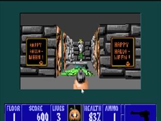 Wolfenstein 3D Halloween