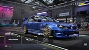 NFS Heat - Subartu Impreza customization