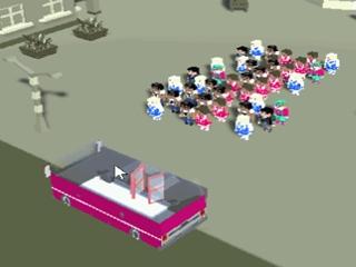 Overload bus