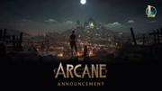 Arcane, animovaná séria s hrdinami League of Legends bola predstavená