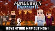 Minecraft dostal Frozen II obsah