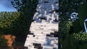 Ako vyzerá Minecraft s 3D textúrami z Realistico Texture Packu?