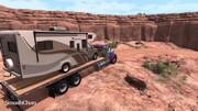 BeamNG Drive - Cliff Drops zostrih