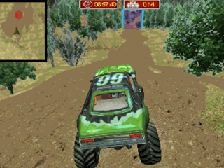 Monster 4x4 Offroad racing