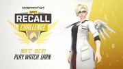 Overwatch dostal novú výzvu s Mercy
