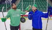 Dude perfect - Hokejové triky