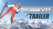 Ski Jumping Pro VR už skáče na lyžiach vo virtuálnej realite