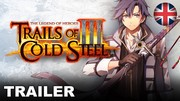 The Legend of Heroes: Trails of Cold Steel III príde na Switch na jar