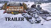 Railway Empire dostáva Severnú Európu ako DLC